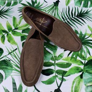 Bally of Switzerland Siesta loafers size 8